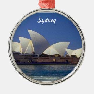 Sydney Australien reser julprydnaden Julgransprydnad Metall