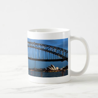 Sydney hamn kaffemugg