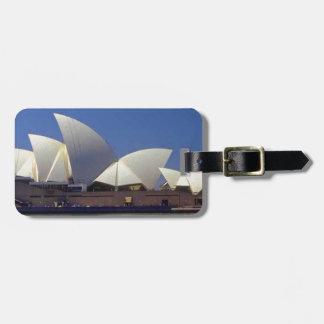 Sydney operahus Australien Reselappar För Väskor