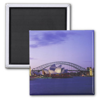 Sydney operahus och hamn, ny söder 2 magnet