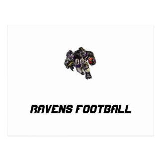 Syflnv Ravens under 14 Vykort