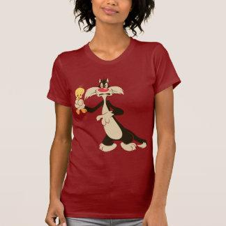 Sylvester med Tweety T-shirt