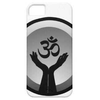 Symbol av hinduismom-symbolet iPhone 5 hud