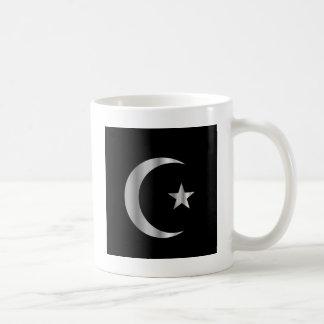 Symbol av islam kaffemugg