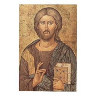 SYMBOL AV KRISTUS TRÄTAVLA