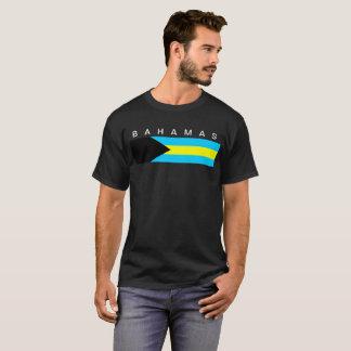 Symbol för Bahamas landflagga long Tröja