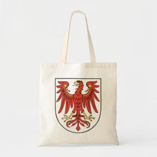 Symbol för Brandenburg officiellt Budget Tygkasse
