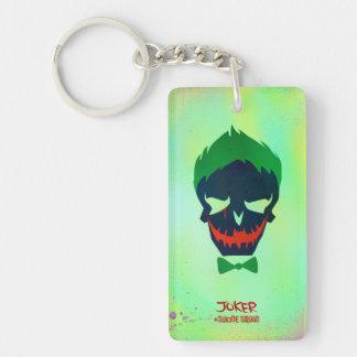 Symbol för huvud för Joker för självmordSquad |