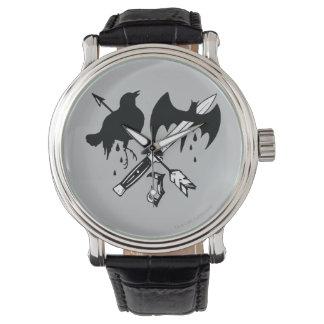 Symbol för Joker för självmordSquad | Armbandsur