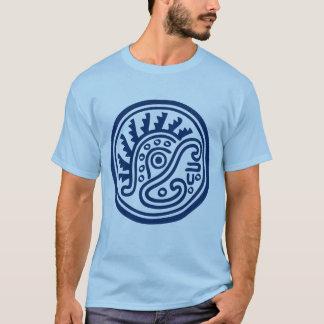 Symbol för Mayafjäderhjälm T-shirt