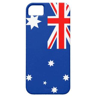 symbol för nation för Australien landflagga iPhone 5 Cover