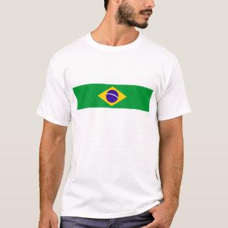 symbol för nation för brazil landflagga t shirts