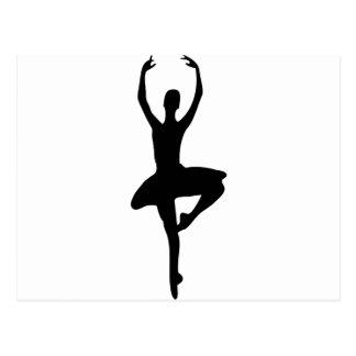 symbol för primaballerina vykort