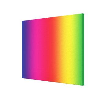 Symbol för social rörelse för LGBT Canvastryck
