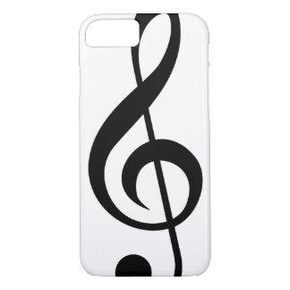 Symbol för TrebleklavG-Klav musikal