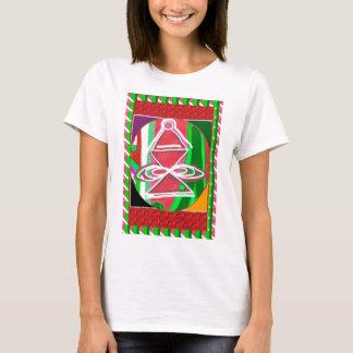 Symbol Karuna Reiki som för Saleskjortor HALU T Shirts