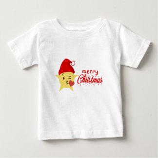 symbolen kudder gullig god jul t-shirts