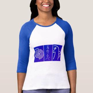 Symbolisk KONST: Reiki styr övar verktyg T Shirts