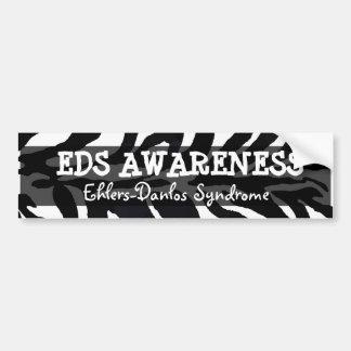Syndrombildekal för EDS Ehlers-Danlos Bildekal