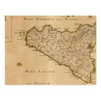 Syracuse och italien vykort