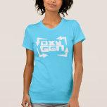 """syrekvinna utslagsplats """"för citationstecken"""" - t shirt"""