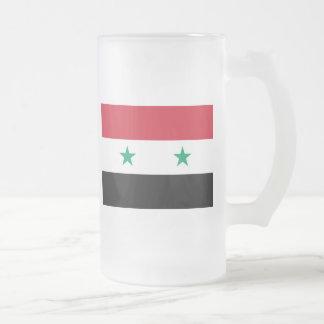 syria frostat ölglas