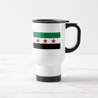 syria opposition rostfritt stål resemugg
