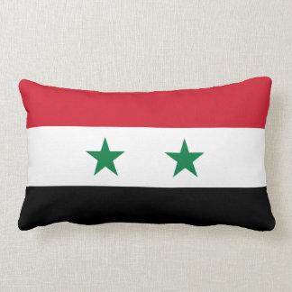 Syrien flagga kuddar