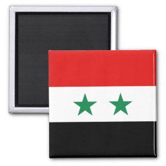 Syrien flaggamagnet magnet