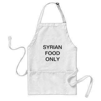 SYRIEN FÖRKLÄDE