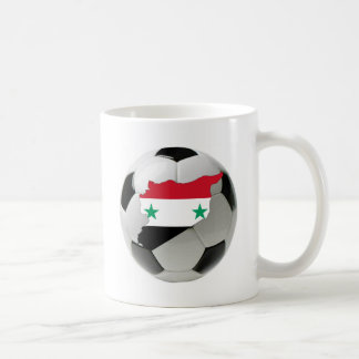 Syrien landslag kaffemugg