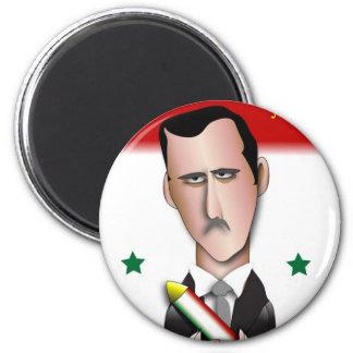 Syrien Magnet Rund 5.7 Cm