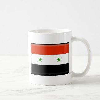 Syrien Vit Mugg