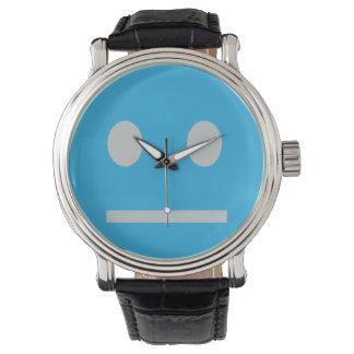 Syrliga generationSmileyblått Armbandsur