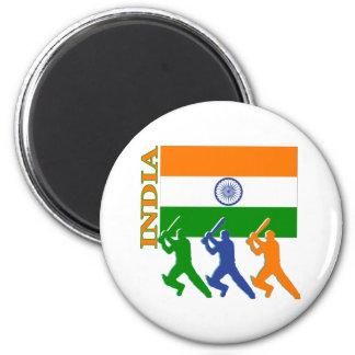 Syrsa Indien Magnet