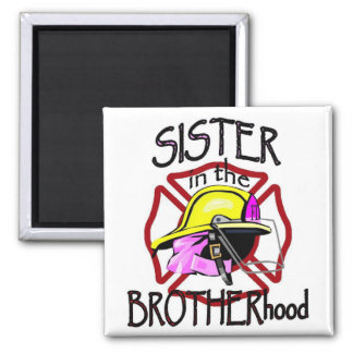 Syster i brödraskap magnet