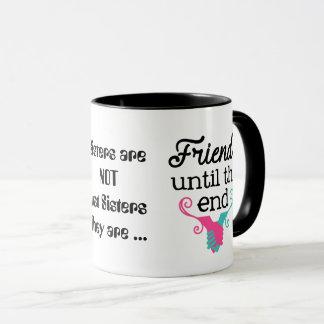 Systrar är inte precis muggen för kaffe för