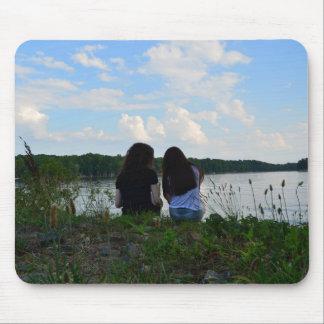 Systrar/vänner Mus Matta