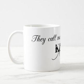 T.M. FRAZIER - Dem appell mig kung, mor ---- Kaffemugg
