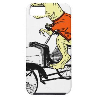 T-Rex chaufför iPhone 5 Fodral
