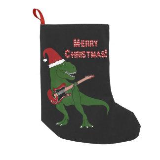 T-Rex gitarrjul Liten Julstrumpa