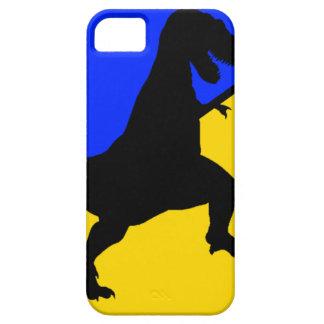 T-Rex iPhone 5 Hud