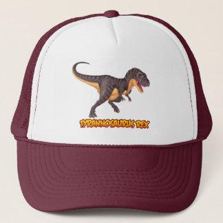 T-rex lock truckerkeps