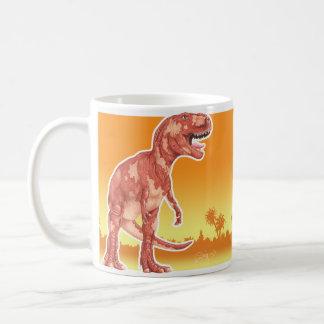 T-Rex mugg