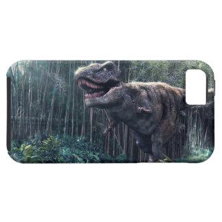 T-Rex på jakt Tough iPhone 5 Fodral