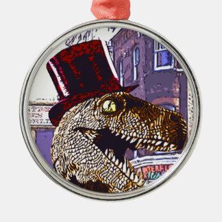T-rex Ritz Julgransprydnad Metall