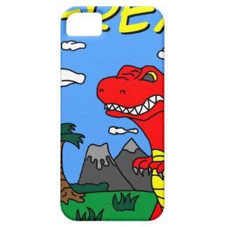 T-Rex saker!!! iPhone 5 Skal