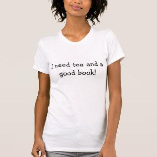 """T-shirt. """"för Tea och för en bibeln"""" Tshirts"""