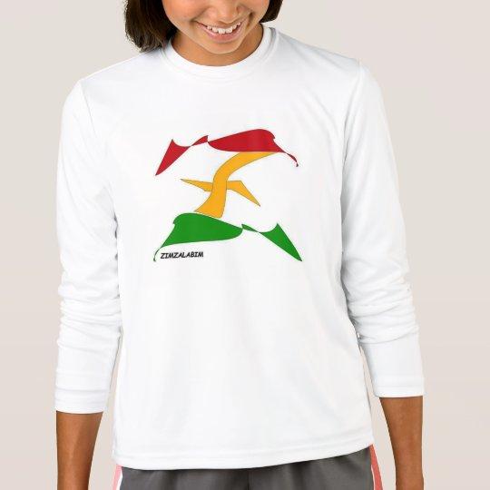 T-shirt långärmad Barn