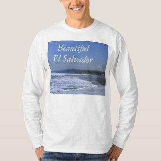 t-skjorta 1, härliga    El Salvador Tee Shirts